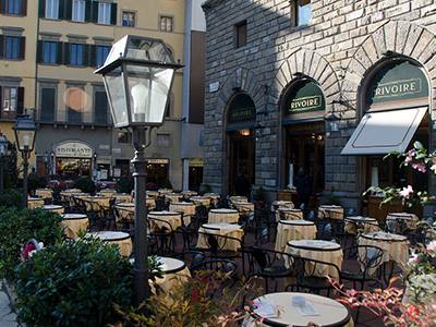 Photo of restaurant in Italy