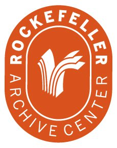 An image of the Rockefeller Archive Center logo