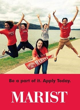 Marist Welcomes Transfer Students!
