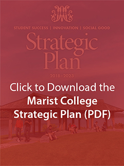 Photo of Strategic Plan and Download button
