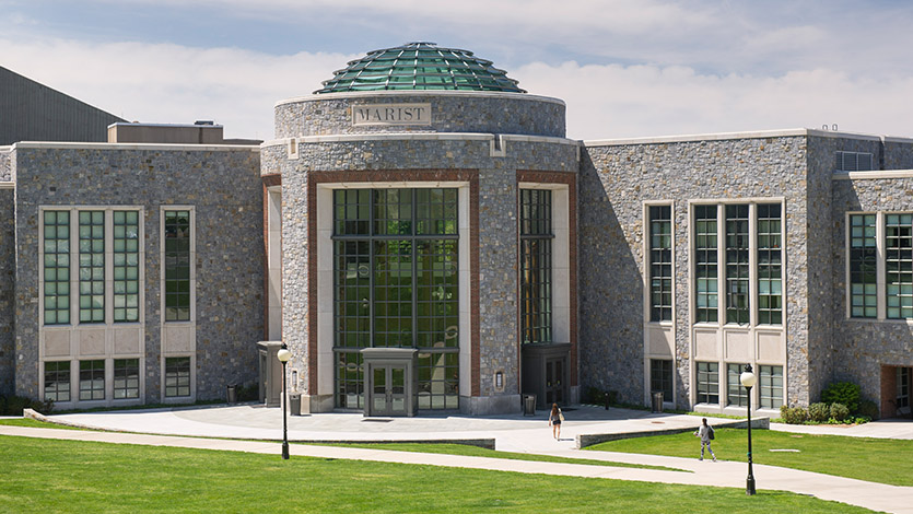 Marist College Murray Student Center Rotunda