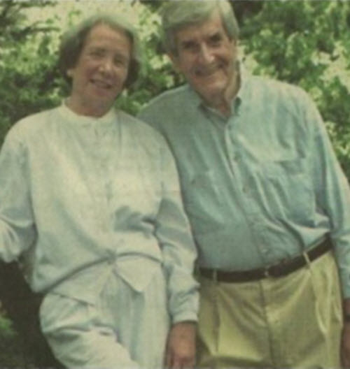 Photo of Joan and Jonah Sherman