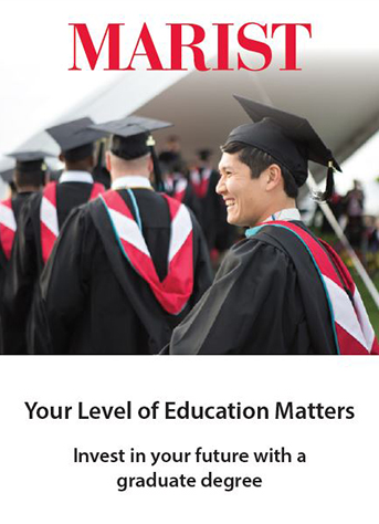 The 2019-2020 Marist College Graduate Affordability Guide