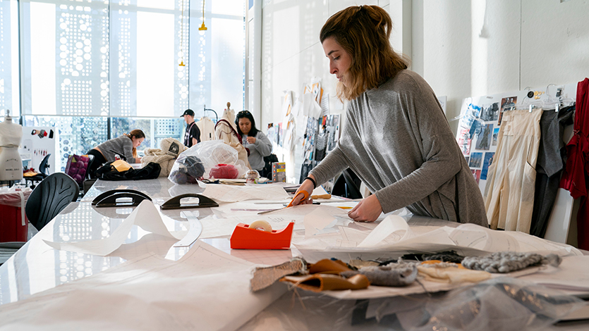 Marist News Marist Named Top Fashion School By Leading Industry Publication